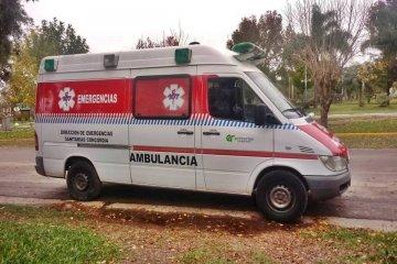 Una localidad del departamento Concordia cuenta nuevamente con ambulancia