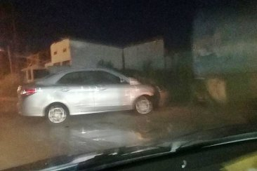Un auto chocó contra una formación del tren Belgrano Cargas
