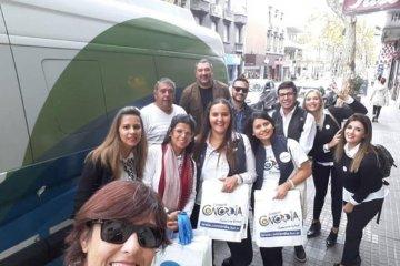 Compartí Concordia pasó por Uruguay y ahora irá al Workshop