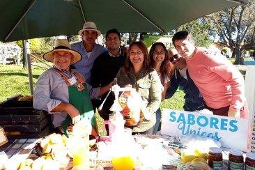 Feliciano fue el escenario de la 13° Feria de Alimentos Artesanales y Agricultura Familiar