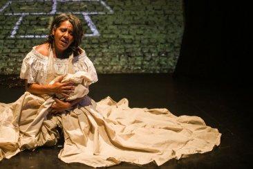 Otro domingo de teatro reflexivo en la ciudad de Concordia