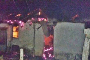 Bomberos de Concordia peritarán un incendio que dejó graves daños materiales