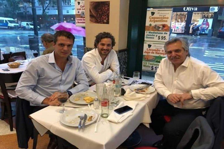 Enrique Cresto da por hecho que Alberto Fernández será elegido presidente