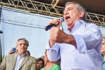 """Urribarri afirma que la fórmula  Fernandez-Fernandez """"es el inicio de una coalición mucho más amplia"""""""