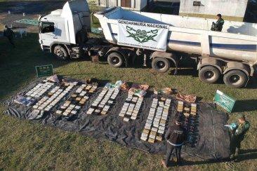 Gendarmería allanó estudios jurídicos y contables en Basavilbaso por una causa de narcotráfico