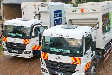Informan cómo funcionará el servicio de recolección de residuos durante el feriado