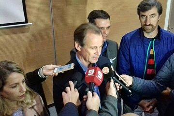 Bordet se refirió al escenario del PJ nacional y los despidos en Concordia