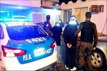 Detuvieron a dos conocidos delincuentes federalenses en Buenos Aires