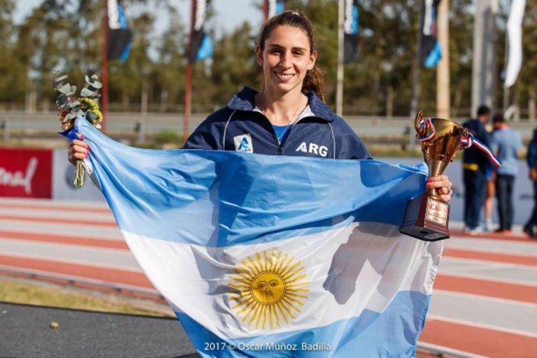Concordiense representará a la Argentina en el Sudamericano de Perú