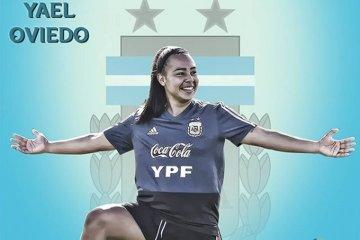Concordiense fue elegida para representar a la Argentina en el Mundial de Francia