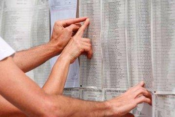 Jóvenes denuncian que no fueron incluidos en el padrón electoral