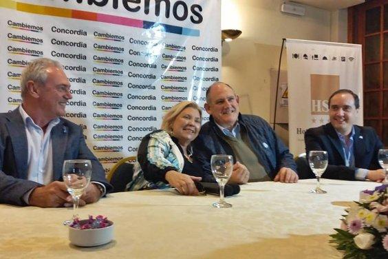 """Carrió dijo que Bordet ganó las PASO por la """"confusión"""" de quienes creen que """"es candidato de CAMBIEMOS"""""""