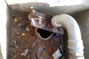 Un acto de vandalismo afecta el normal suministro de agua en Concordia