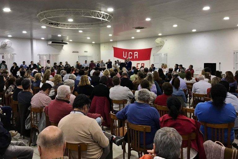 La noticia sacudió al Congreso que sesiona en Villaguay