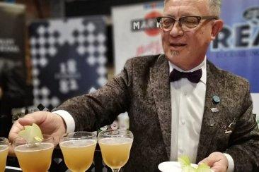Bartender concordiense fue premiado en un certamen internacional de alto vuelo