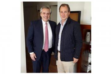 """Adelantan que Alberto Fernández podría llegar """"en los próximos 15 días"""" a suelo entrerriano"""