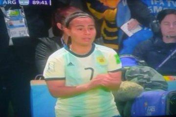 HISTÓRICO: Yael Oviedo se convirtió en la primera concordiense en debutar en un Mundial de fútbol