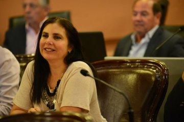 La chajariense Gabriela Lena también se anota para los cargos legislativos nacionales