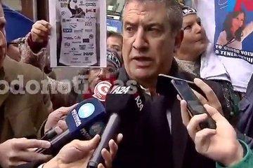 Urribarri habló sobre las listas y dijo que Pichetto representa una porción