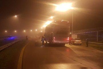Viajaban desde Concordia con drogas y fueron detenidos en la Autovía 14