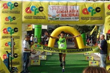 Este sábado se corre la 11º edición de la Maratón de Gendarmería