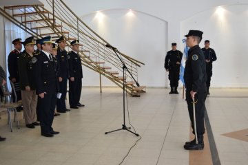 La Policía Federal brindó un homenaje a los caídos en el cumplimiento del deber