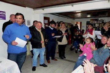 Se sorteó la ubicación de nuevas viviendas para docentes chajarienses