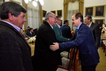 Bordet diagramó agenda en una reunión con los intendentes electos de Cambiemos