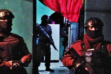 Cuatro detenidos en un allanamiento anti narco en Concordia