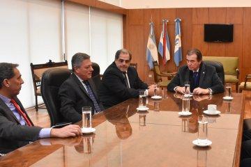 Banco Entre Ríos y STJ continúan avanzando en la digitalización de procesos