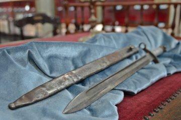 Concordiense donó al museo provincial una reliquia hallada en un campo de Puerto Yeruá