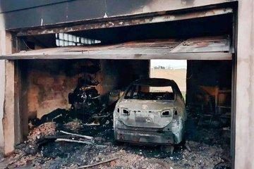 No descartan un incendio intencional en la casa del actual presidente del PRO