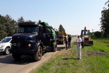 Se presenta el proyecto de repavimentación y rehabilitación de la ruta 1 y 2
