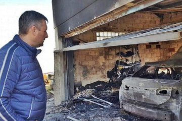 """Desde la Justicia aclararon que el incendio en la casa de Hein no tuvo """"motivación política directa"""""""