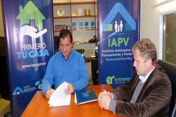 El IAPV construirá doce viviendas de madera en Chajarí