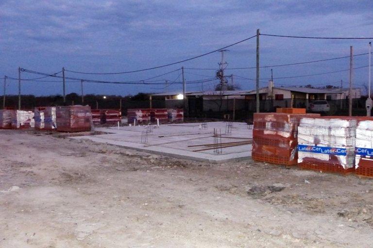 Con financiamiento provincial se inició la obra de 16 nuevas viviendas en Federal