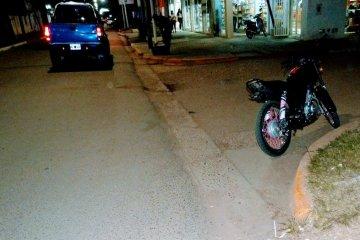 Un motociclista fue trasladado a Concordia de emergencia tras protagonizar un siniestro