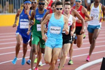 Federico Bruno debuta en los Juegos Panamericanos