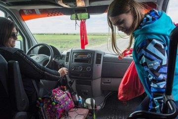 Las becas de transporte rurales y de discapacidad seguirán tramitándose en papel