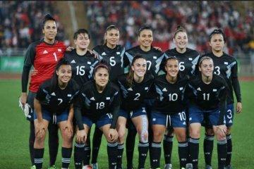 La selección femenina de fútbol avanzó a las semifinales de los Juegos Panamericanos