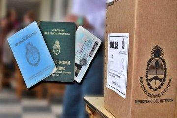 El Registro Civil aclaró cómo funcionarán sus oficinas durante el próximo domingo