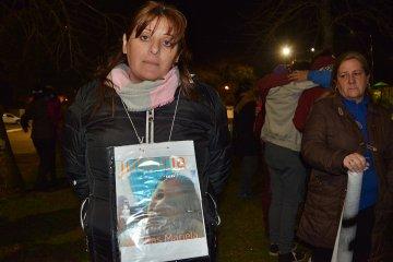Vuelven a marchar pidiendo justicia para Mariela Costen