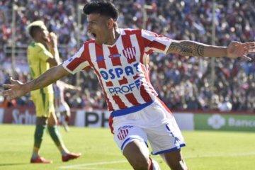 VIDEO: El concordiense Walter Bou debutó en Unión con un gol