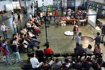 Comenzó el Congreso Internacional de Robótica Educativa