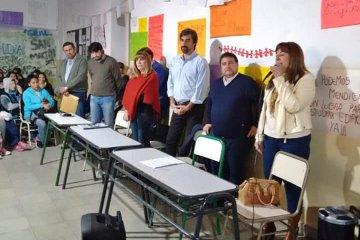 Giano fue a la escuela San Martín y debió soportar el reproche de los padres