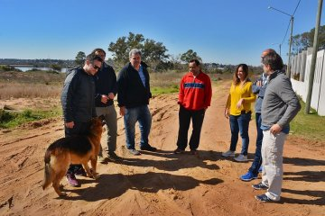 """Los vecinos del barrio Parque Río Uruguay insisten en el pedido de """"respetar las normas"""""""