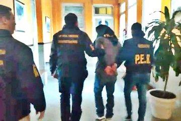 El fiscal explicó que delito podría recaer para el detenido por el caso Costen
