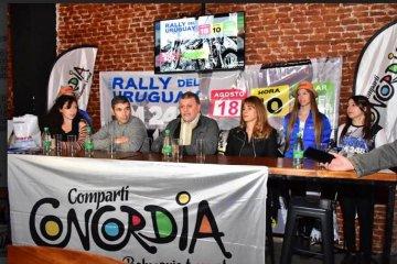 Presentaron la nueva edición del Rally 248