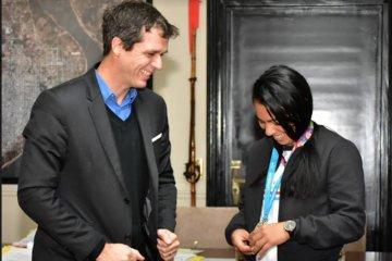 La subcampeona panamericana Yael Oviedo recorrió los CDI