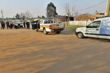 La policía secuestró 175 kilos de carne en un negocio local